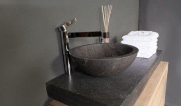 Kalksteen Waskommen