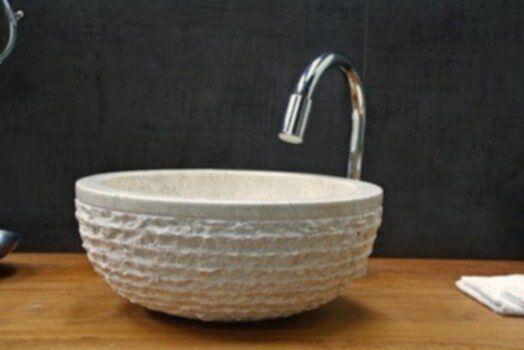 Marmeren Waskommen
