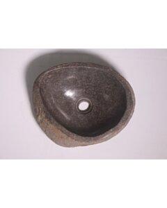 Natuurstenen waskom | DEVI-W20-080 | 27x37x15