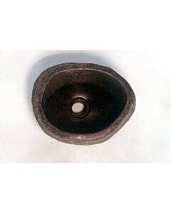 Natuurstenen waskom | DEVI-W21-630 | 23x28x15