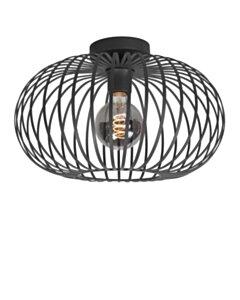 Doetinchem | Rotan hanglamp | Naturel | 40 cm  - small image