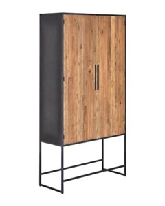 Felino - Cabinet 2 drs. 116x45x220 - TWR-FI0044