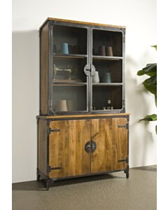 Basto Cabinet | 4 Deurs - TWR-IF1085B