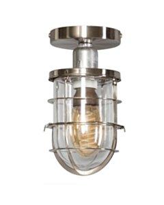 Fame G | Draad plafondlamp diamant | 5-hoek vorm | Staal & glas - small image