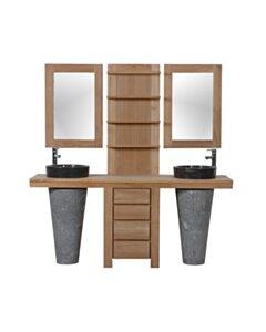 Denpasar - Badkamerpiegel - denpasar spiegel