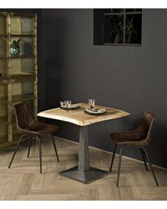 Bistro |Cafe Tafel | 80x80x78 - TWR-SG0016