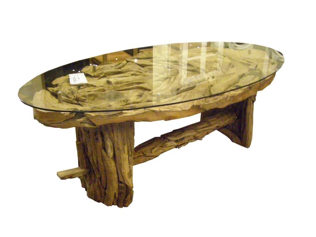 Akar kom salontafel 80 x 80 x 45 h cm in de aanbieding kopen