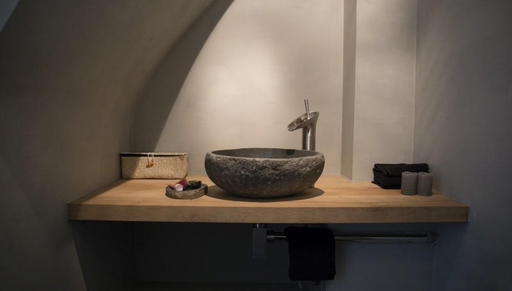 Badkamer inspiratie for Tv voor in badkamer